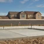 domestic concrete pour 150x150 - Horsham