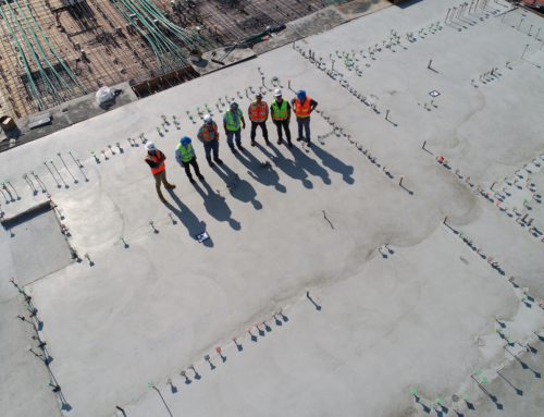 Preparing for Large-Scale Concrete Orders